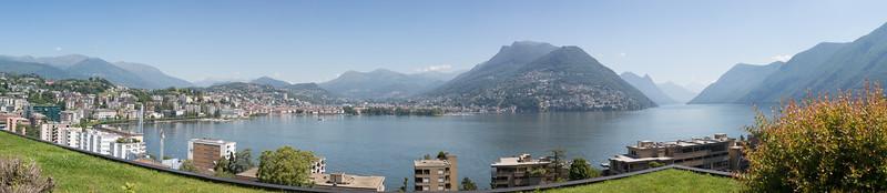 Lugano Panorama
