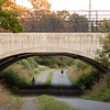 W&OD Trail at the Reston Parkway