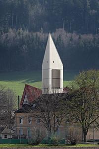 03 Kirchturm, Bleibach