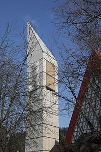 05 Kirchturm, Bleibach