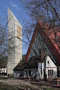 04 Kirchturm, Bleibach