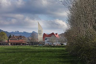 02 Kirchturm, Bleibach