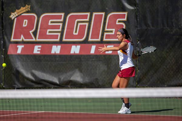Womens Tennis - 2018 Regisfest