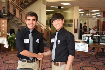 Registration and Handshake