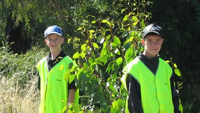 Cleanup Australia Day Allyson Scouts
