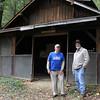 Volunteers Dick Johnson & Rob Richardson