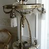 Antique Beaded Lamp 2011