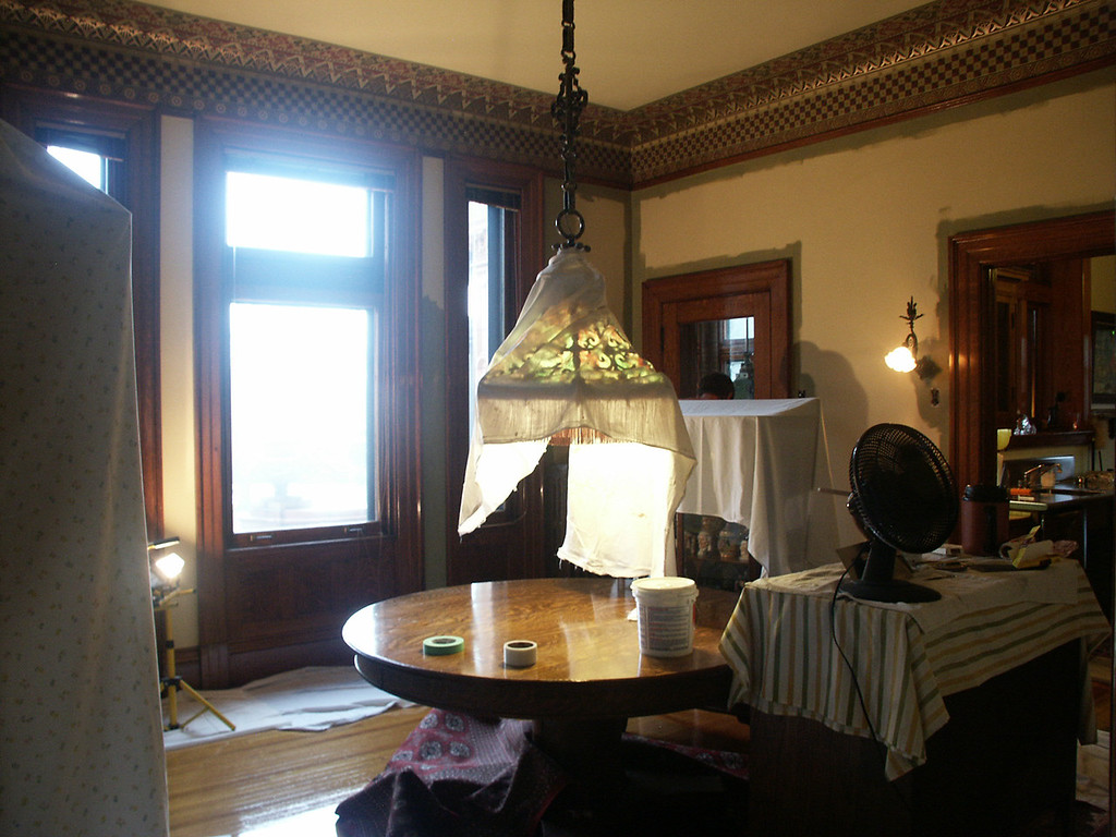Breakfast Room 2012