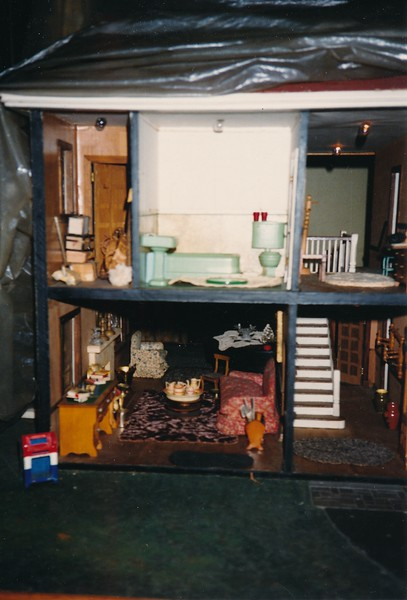 H Halter Dollhouse 2