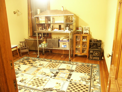 Playroom and Doll House