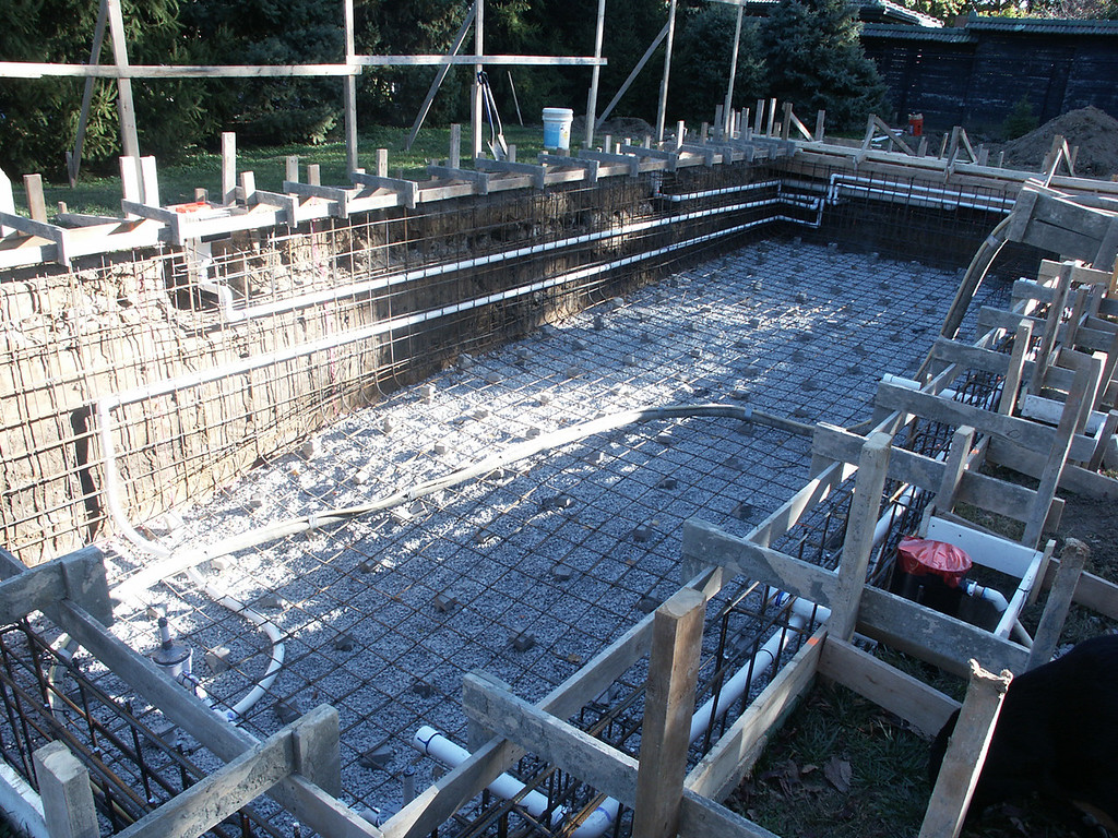 Swimming Pool Construction 2010