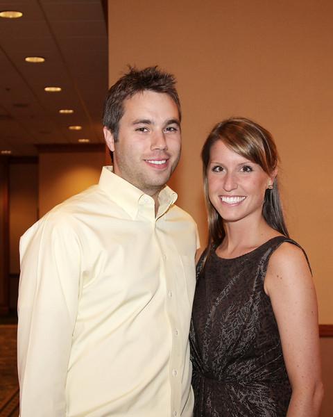 Dawn and Luke's rehearsal dinner 5-28-11