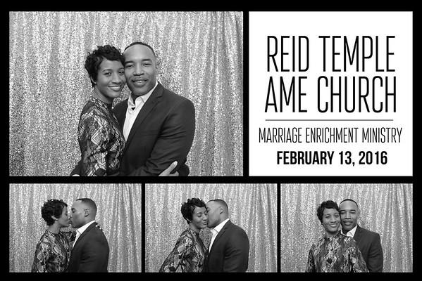 Reid Temple AME Marriage Enrichment