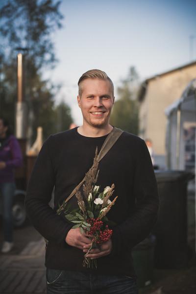 Photo: Paavo Pykäläinen  Sunnuntai 7.9.2014