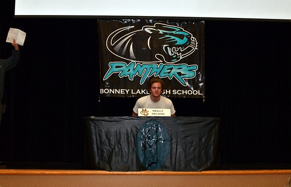Reilly NLI signing