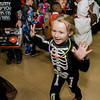 Reingold Elementary School celebrates Halloween with annual school dance for students. SENTINEL & ENTERPRISE / Ashley Green