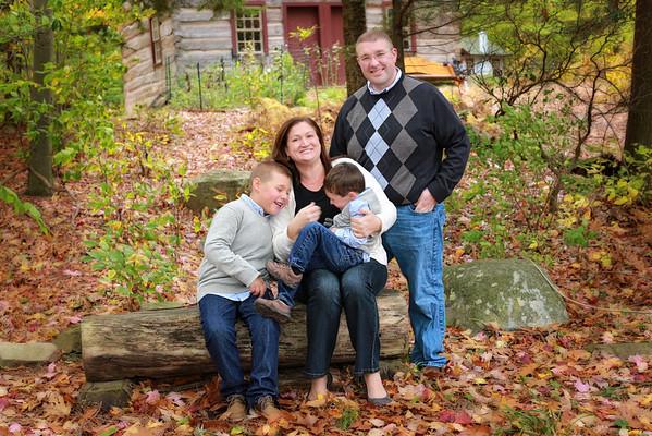 Reis Family October 2016