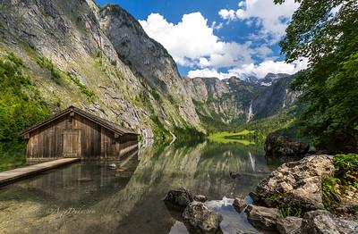 Obersee n. Königssee