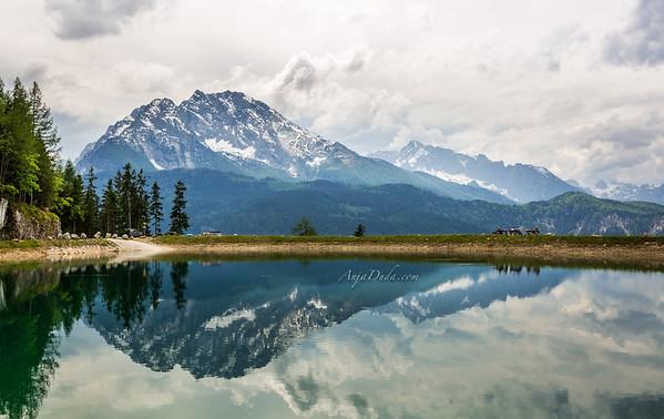 Jenner, Berchtesgadener Alpen