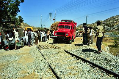 Indien - Strecke macht geht nicht