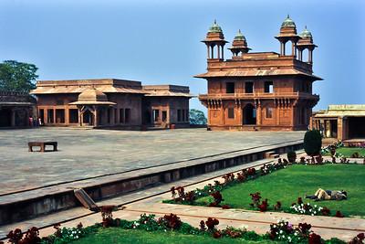 Indien - Die alte Hauptstadt (muss ich nachschauen)