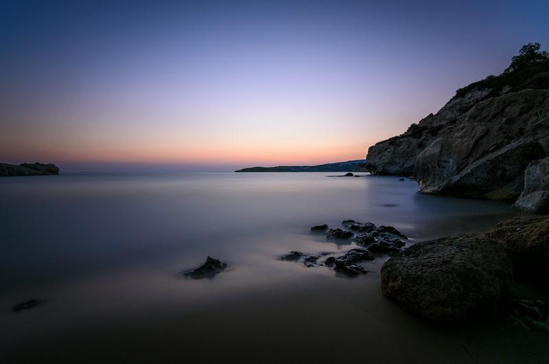 Sonnenaufgang auf Kreta