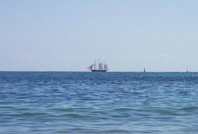 Noch ein Seeräuberschiff
