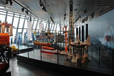 Die Ausstellung hat sich kaum verändert aber ist auch für uns immer noch sehr interessant.