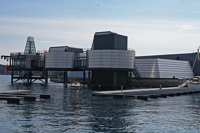 Das Ölmuseum in Stavanger. Hier hat Helga früher gearbeitet.