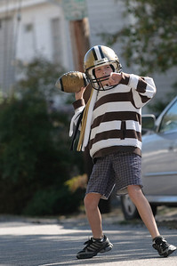 Will he play for the New Orleans Saints in a few years?