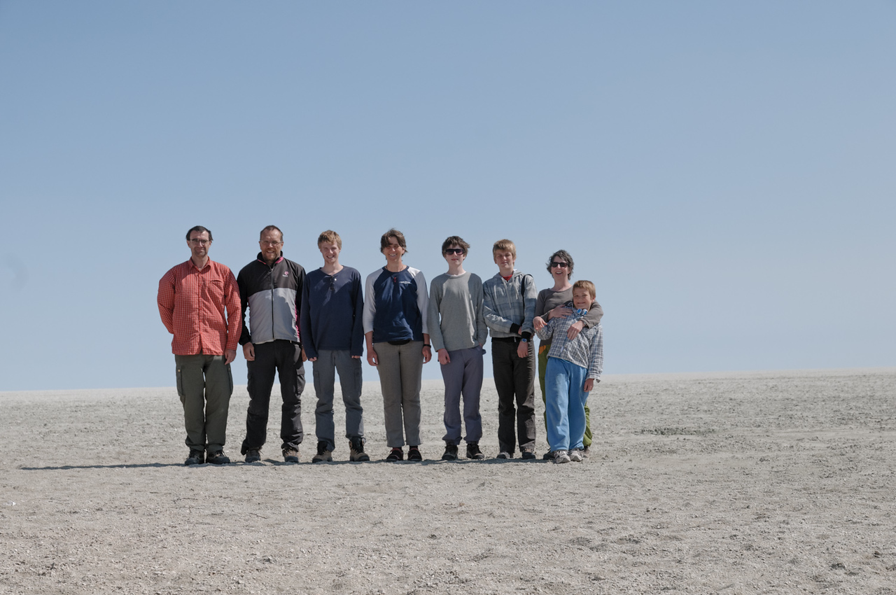 Den ersten Teil des Urlaubs haben wir zusammen mit Familie Koppe gemacht. Besonders für die Kinder war es schön, Freunde dabei zu haben.