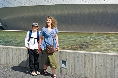 """Das Aquarium in Kopenhagen (""""Der blaue Planet"""") ist einen Besuch wert."""