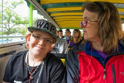 Helsinki war im Vergleich zu St. Petersburg richtig erholsam. Wir haben mit einem Hoppon-Hoppoff Bus die Stadt erkundet. Das wäre aber auch zu Fuss möglich gewesen.