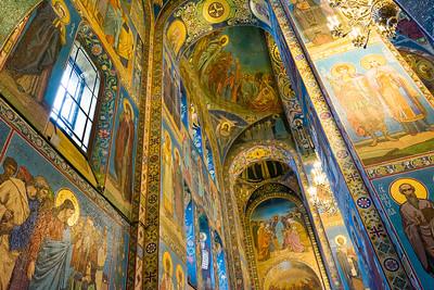 Die Mosaike in der Auferstehungskirche sind sehenswert.
