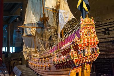 So bunt sah das Schiff damals aus.