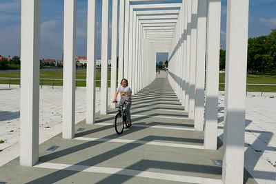 Hier hat 2009 die Bundesgartenschau stattgefunden.
