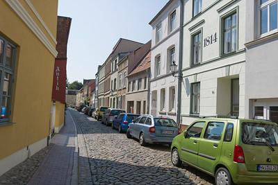 Von Schwerin sind wir weiter Richtung Rügen gefahren. In Wismar haben wir Zwischenstation gemacht. Eine schöne Stadt.