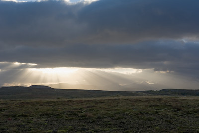 Heute fuhren wir wieder nach Süden zu dem Goldenen Wasserfall (Gullfoss). Die Sonne schien den ganzen Tag!