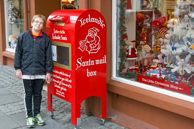 Kommt der Weihnachtsmann aus Island?
