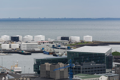 Die Oper in Reykjavik ähnelt vom Stil her etwas dem neuen Stavanger Konzerthaus. Sie wurde 2011 eröffnet.