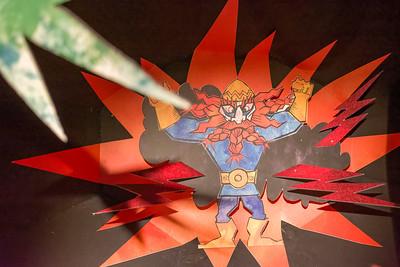Thor der Supermann.