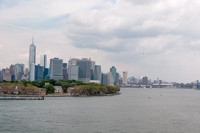 Vom Naleger hat man einen tollen Blick auf die Stadt.