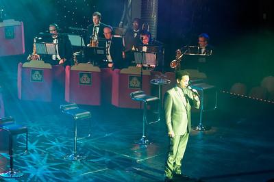 Abends gab es im Theater noch ein Konzert.