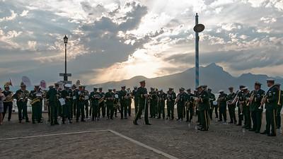 Dort war das Kampen Orchester aus Oslo die Hauptattraktion.