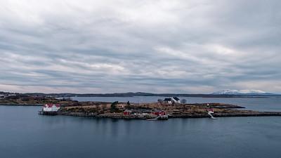 Eine Insel vor Brønnøysund. Da lässt sicher gut leben!