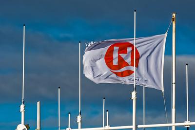 Früher wurde die Hurtgrute von verschiedenen Firmen betrieben. Als wir vor 15 Jahren an Bord waren, waren es noch zwei Firmen. Jetzt sind auch diese beiden Firmen unter einer Fahne vereint.