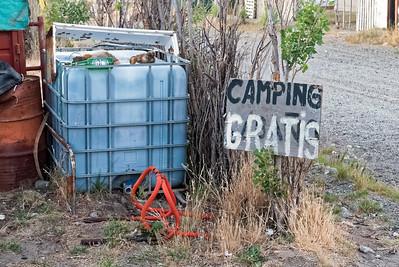 Dieses Angebot in Bajo Caracoles konnten wir natürlich nicht ablehnen. Von einem Nachbarn bekam Sven sogar Zugang zum Internet!