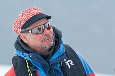 Manuel, ein schweizer Mitglied des Expeditionsteams.