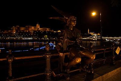 Budapest - Donauufer