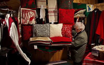 Budapest - Weihnachtsmarkt